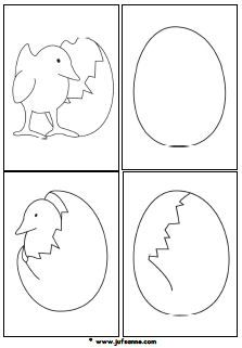 Ei zum Huhn