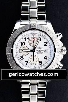 Maiken Group - Pre-Owned Breitling Aeromarine Super Avenger, $3,350.00 (http://stores.gericowatches.com/breitling-aeromarine-super-avenger/)