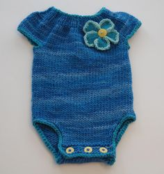 Ravelry: Eloise Onesie pattern by Claire Gentry. how cute is this? @Marina Kuksenko