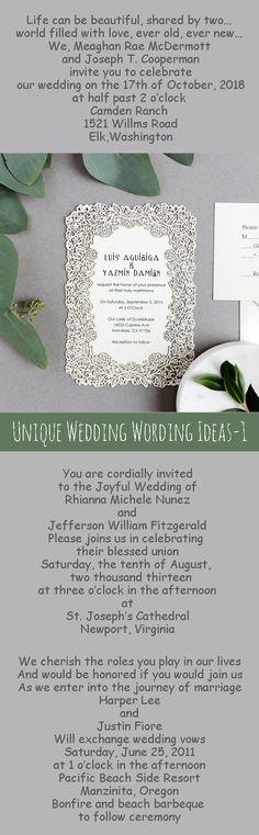 unique and informal wedding wording ideas-1