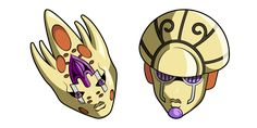 Gold Experience is the Stand of Giorno Giovanna, it was pierced by an Arrow, evolved into the Gold Experience Requiem. The anime cursor Jojo's Bizarre Adventure! Humanoid Creatures, Jojo Bizarre, Jojo's Bizarre Adventure, Arrow, Anime, Gold, Cartoons, Cartoon Movies