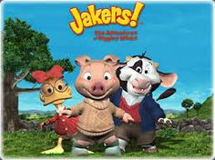 tv shows Jakers! The Adventures of Piggley Winks (Western Animation) - TV . Kids Tv Shows 2000, Old Kids Shows, Old Tv Shows, 2000s Kids Shows, Right In The Childhood, Childhood Tv Shows, Childhood Memories 90s, Early Childhood, Best Kids Watches
