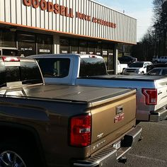 When UnderCover Flex is the not only the best folding truck bed cover on the market, but also one of the best selling, you start to see them everywhere :)