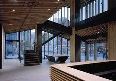 Asakusa Culture Tourist Information Center by Kengo Kuma & Associates