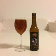 #schoppebräu #berlin #holyshitale #abv10% . 베를린발의 홀리싯 에일. 레이트비어에는 imperial ipa라고 분류되어있는데 그렇다기보다 그냥 아주아주 쎈 비터감 있는 에일 마시는 느낌. . . In ratebeer it is categorized as an imperial ipa but i think just strong strong bitter ale. . . #blindedgypsies #bg #craftbeer #ipa #ale #bitter #beer #bier #öl #øl #birra #beergeek #craftbeerporn #수제맥주 #베를린 #맥덕 #맥주스타그램 #술스타그램 #술 #🍻 #에일