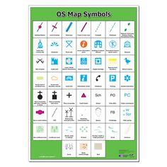 map symbols ks1 - Google Search