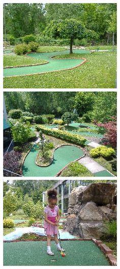 Mini Golf at Fairview Golf Center, Elmsford, NY