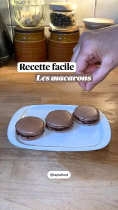 French Desserts, French Food, Mini Desserts, Gluten Free Desserts, Delicious Desserts, Dessert Recipes, Yummy Food, Healthy Brunch, Slow Cooker Desserts