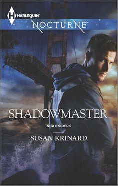 Shadowmaster by Susan Krinard | Publisher: Harlequn - Nocturne | Publication Date: March 4, 2014 | www.susankrinard.com | #Paranormal #vampires