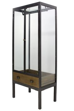 Glass display cabinet online by FS