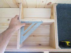 Building the Ceiling Cabinets (Part 1) – Bizurkur.com