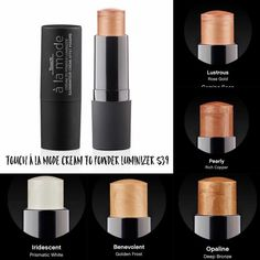 Younique cream to powder luminizer highlighter. 3d Fiber Lash Mascara, Mascara Tips, Eye Makeup, Beauty Makeup, Hair Beauty, Contour, All Natural Makeup, Younique Presenter, Image Skincare