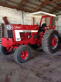 Farmall Tractors, Old Tractors, International Tractors, International Harvester, Farming Life, Classic Tractor, Vintage Tractors, Case Ih, Windmills