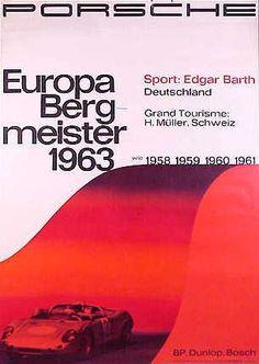 Vintage Car Racing Poster Collection - AnotherDesignBlog.