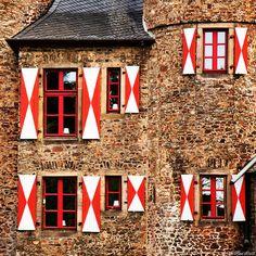 Satzvey Castle - North Rhine-Westphalia, Germany