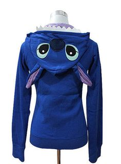 Anime Pikachu Stitch Despicable Me Zip Hoodies Jacket sweat Shirt Costume s XXXL | eBay
