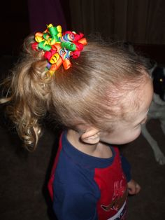I discovered korkers a while back, but couldn't figure out how to make these cute little hair accessories. Finally, I found Korkers and More. This site is a little rough, but it contins great…