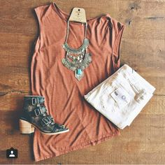 Duck and Dressing outfit