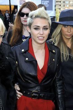 Celebrity Hair Affair: Miley Cyrus vs. Miley Cyrus