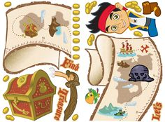 jake and the neverland pirate room - Google Search