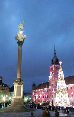 Plac Zamkowy Warszawa