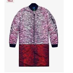cbb0ab7ac Shop Women's Kenzo X H&M size S Jackets & Coats at a discounted price at  Poshmark. Description: Kenzo Collection for H&M Long Reversible Coat with  zippered ...