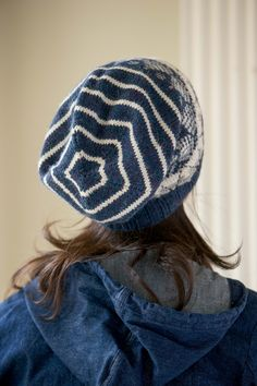 Winter Woods Hat and Gloves - Media - Knitting Daily
