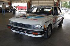 Peugeot 505 Turbo Race Car