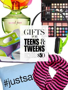 Gifts for Teens & Tweens Under $50  #communication #tweens #parenting  www.yousimplybetter.com