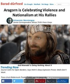 "[OT] ""It's only property damage. Insurance will cover it...."" Dankest Memes, Funny Memes, Helms Deep, Aragorn, Know Your Meme, Trending Now, Daily Memes, Offensive Memes, Edgy Memes"