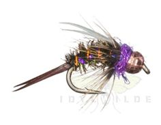 holographic prince copper and purple. For more fly fishing info follow and subscribe www.theflyreelguide.com Also check out the original pinners/creators site and suppor