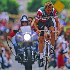 Bob Rolls, cyclist
