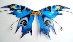 OOAK Fairy Pixie Fantasy Art Doll Wings ADSG