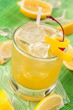 Osviežujúca citronáda