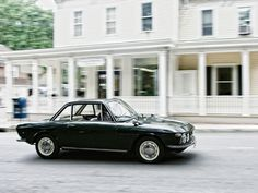 1966 Lancia Fulvia Coupe from Automobile Magazine