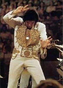 The Last Concert photographs of Elvis Presley (June 26 ...