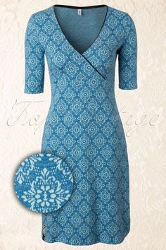 Blutsgeschwister - 50s Silent Allure Dress