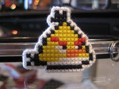 Angry Birds Crosstitch.