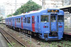 長崎のキハ66・67とキハ200系列