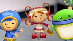Animation Movies Full Length ♥ Team Umizoomi Full Movie ♥ Cartoon Network