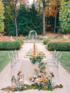 Oh October, you know how to color our hearts happy! This late Autumn wedding inspiration in the Berkshires - at the first home of Edith Wharton no less! - is chock full of cheery details from the ruffled wedding cake to the shimmering bridal gown to the abundant teal floral arch for the garden ceremony backdrop. If your interest is peaked and you want to see more of this Styled Social, head over to #ruffledblog now!