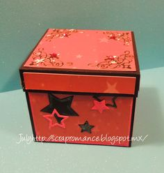 Scrap Romance: Blog Hop Keep Calm & Rock on another year  con el kit She's Star de Nini Scrap