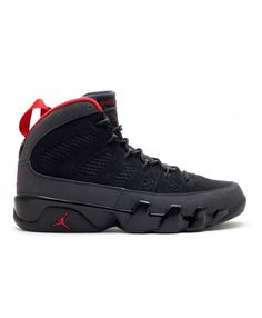 separation shoes 659fc 09fb7 Air Jordan 9 Retro 2010 Release Black Varsity Red Dark Charcoal 302370 005