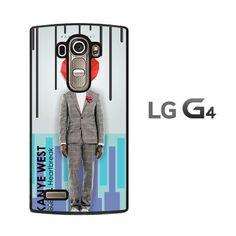 808s Kanye West and Heartbreak W3352 LG G4 Case