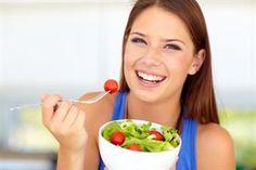 La comida sana puede ayudar al autocontrol cuando se hace dieta