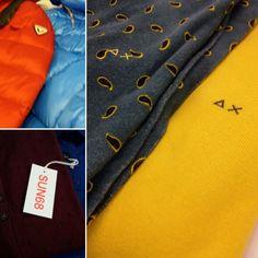 Camicie e Maglie Uomo/Donna Sun 68. Piumini Rossignol Uomo/Donna. Uscita 27 ottobre 2015. Unionmoda - L'Outlet Abbigliamento più Grande delle Marche.