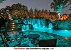 Having a pool sounds awesome especially if you are working with the best backyard pool landscaping ideas there is. How you design a proper backyard with a pool matters. Backyard Pool Landscaping, Backyard Pool Designs, Swimming Pools Backyard, Swimming Pool Designs, Patio, Luxury Swimming Pools, Luxury Pools, Dream Pools, Dream Home Design