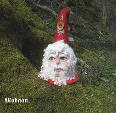 Christmas decoration made of felt  price action by Mobaan on Etsy