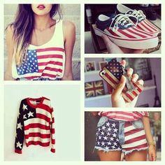 America: D