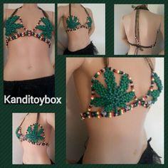 Good Vibes Festival, Rave Festival, Diy Kandi Bracelets, Pony Bead Projects, Rave Tops, Candy Bracelet, Rave Gear, Kandi Patterns, Raver Girl